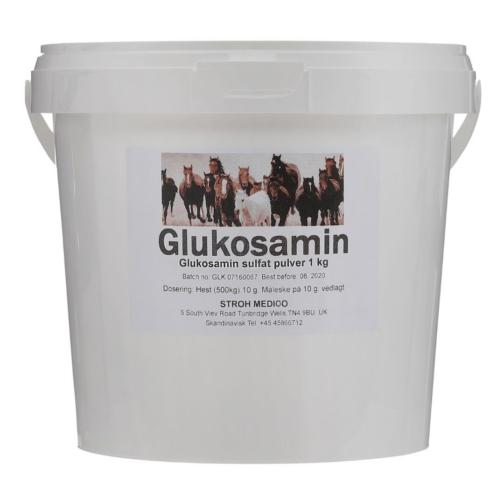 Veterinær glukosamin hjælper til ledskader og gigt og er en af de hyppigste årsager til, at selv unge heste skal stoppe karrieren.